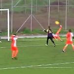 Amazing goal from AO Giannina the young U12 Greek team
