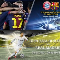 Bayern Munich vs Barcelona & Borussia Dortmund vs Real Madrid Preview
