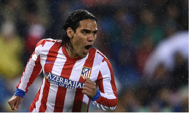 Chelsea believe they have won the race to land Atletico Madrid centre forward Radamel Falcao.