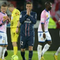 Evian 0 : 1 Paris St. Germain Highlights