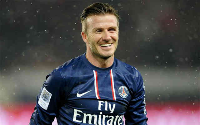 David Beckham still battles whether to stay with French giants