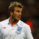 David Beckham still dreams of England