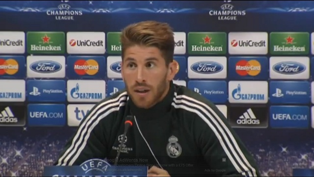 Despite losing the first leg 4-1 to Borussia Dortmund, Sergio Ramos believes Real Madrid can still win as they're motivated by the prospect of a Champions League final.