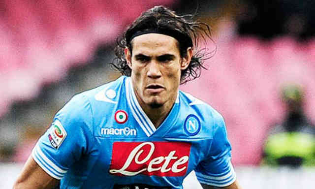 Edinson Cavani today is worth over 70million Euro in Italy, would the big club still take him?