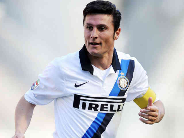 Javier Zanetti might have ended his career because of the serious injury he suffered in the weekend