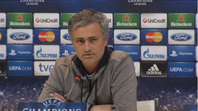 Jose Mourinho believes Real Madrid can still reach the Champions League final but they will try to win the game against Borussia Dortmund first.