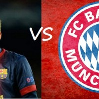 Messi will be fit for the Bayern Munich game