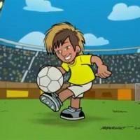 Neymar: Brazil football star becomes cartoon character in comic strip