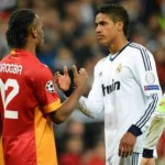 Raphael Varane brings game against Galatasaray