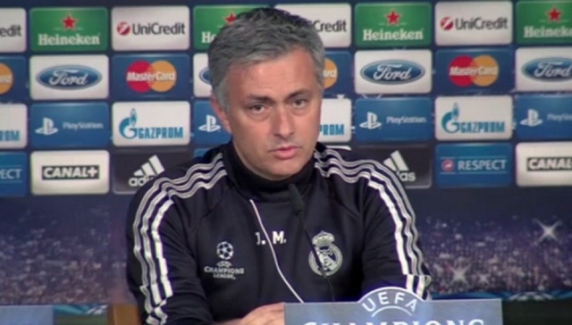 Real Madrid head coach José Mourinho defends his decision to leave Iker Casillas out of his squad for Wednesday's Champions League quarter-final against Galatasaray.