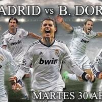 Real Madrid vs Borussia Dortmund Live Stream Free Online