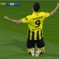 Borussia Dortmund 3 : 2 Malaga Highlights
