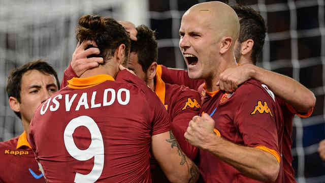 Roma managed to get their win away from home against Torino