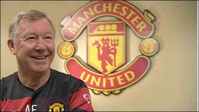 Sir Alex Ferguson has found favour with the AS Roma striker and believes has the potential at Manchester United