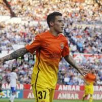 Real Zaragoza 0 : 3 Barcelona Highlights