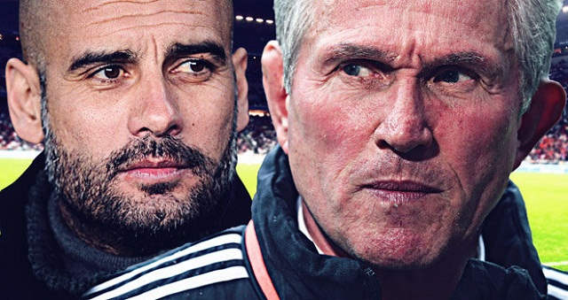 The former Barcelona manager Pep Guardiola who will replace Bayern manager Jupp Heynckes this summer had expected a very different semi-final game.