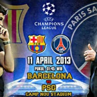 The big clash at the Champions League