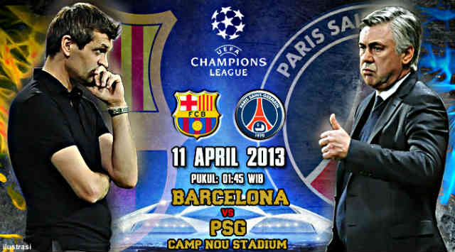 The time has come for the clubs to clash in the Champion League quarter finals