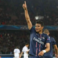 Thiago Silva made a call to Wayne Rooney