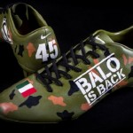 The new shoes of Mario Balotelli- Nike Mercurial Miracle FG III Camouflage