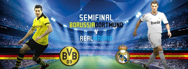 Watch Live Online Here Borussia Dortmund Vs Real Madrid Live Stream