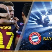 Watch Bayern Munich vs Barcelona live stream. UEFA Champions League, semi-finals 1st leg April 23, 2013