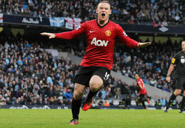 Wayne Rooney is the very icon of Manchester United believed by some