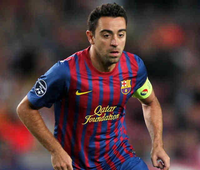 Xavi believes that Barca will struggle tomorrow against PSG