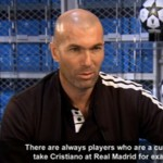Zidane praises Gareth Bale:' He is not far off from Messi or Ronaldo'
