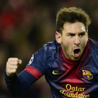 Lionel Messi the super sub comes on and inspires his lack luster team back into the game