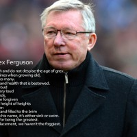 A tribute to Sir Alex Ferguson