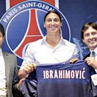 Al-khelaifi seals Zlatan Ibrahimovic to stay?
