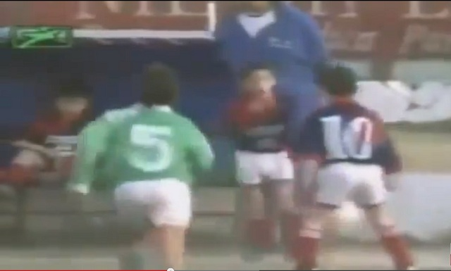 Amazing compilation of Messi as a kid