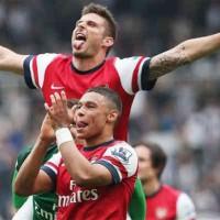 Newcastle United 0 : 1 Arsenal Highlights