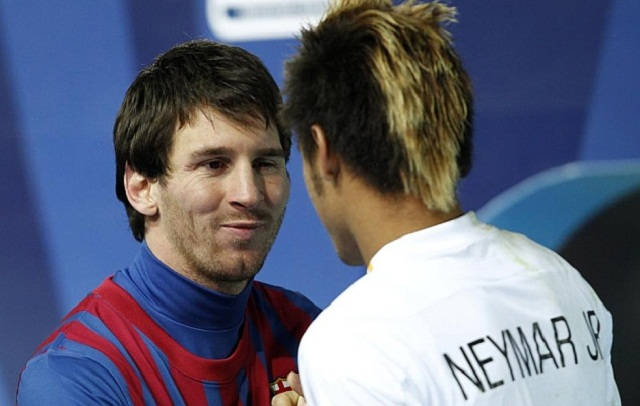 Barcelona star Lionel Messi is excited at the prospect of Santos forward Neymar moving to the Catalan giants, saying he would be 'a wonderful signing'.