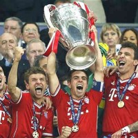 Borussia Dortmund 1 : 2 Bayern Munich Champions League Final Highlights