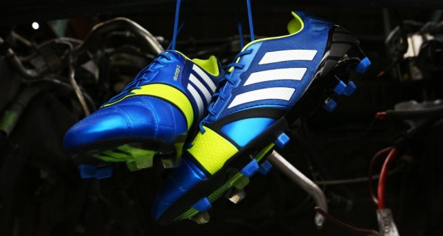 Boasting new innovations and technologies the Adidas nitrocharge 1.0 features a ENERGYPULSE and ENERGYSLING which both harnesses your energy for a greater energy output resulting in a performance lasting more than just 90 minutes.