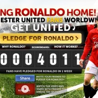 : 'BringRonaldoHome' movement aims for £10 contribution from 10m fans to re-sign Cristiano Ronaldo