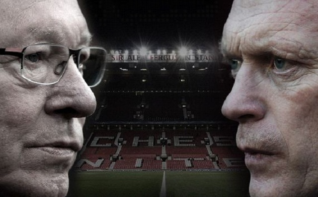 But, in England now, the greatest manager just ended his era in Manchester United after 26 years, sir Alex Ferguson retired. And David Moyes will take over his job as the hardest job in the world.