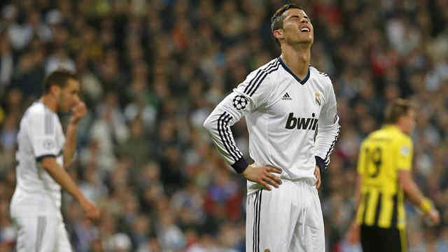 Cristiano Ronaldo shocked with the result but has not given up on his club as he discussed his future