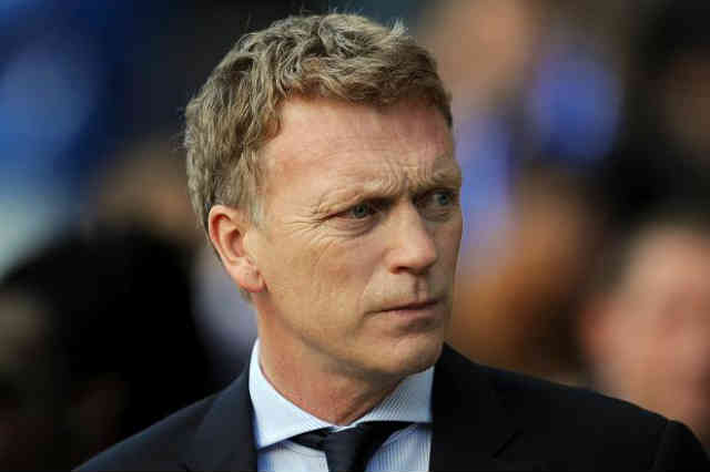 David Moyes has been in favourite also to take the job for Manchester United