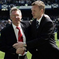 David Moyes being handed over the reigns?