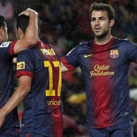 Barcelona 2 : 1 Valladolid Highlights