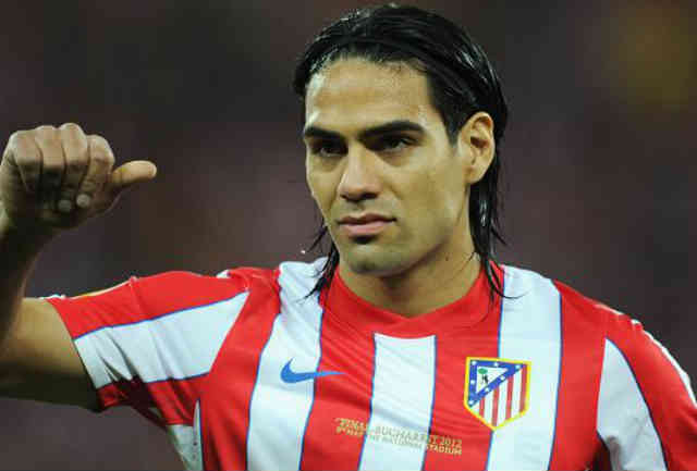 Falcao is nearly there to signing with the AS Monaco