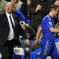 Frank Lampard will not regret Benitez