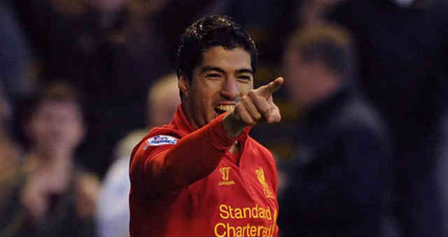 Luis Suarez will make up for the team when he comes back from his ban