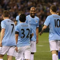 Manchester City 4 : 3 Chelsea Club Friendly Highlights