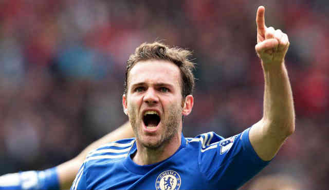 Mata brings the goal that need at Old Trafford as they remain third in the Premier League
