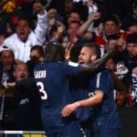 Lyon 0 : 1 Paris St. Germain Highlights