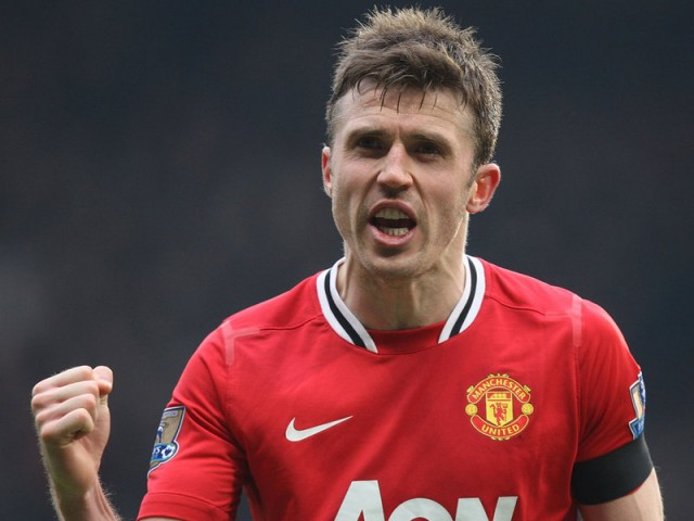 Michael Carrick, The Manchester United center mid put together a solid season for the Reds.